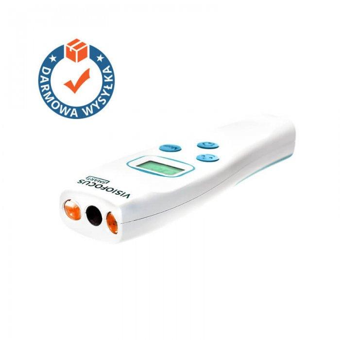 VisioFocus Smart - dobry termometr dla dziecka i całej rodziny