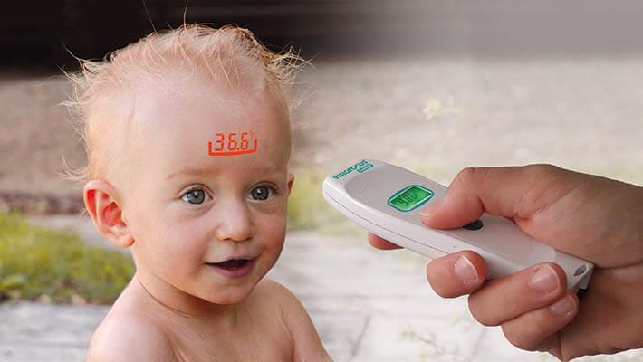 termometr dla niemowląt jaki wybrać